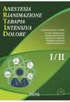 Anestesia, Rianimazione, Terapia Intensiva, Dolore